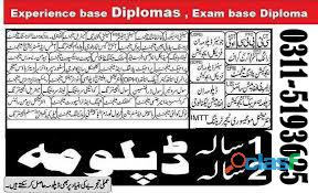 Ac Technician And Refrigeration Experience based Diploma in Jheum 18