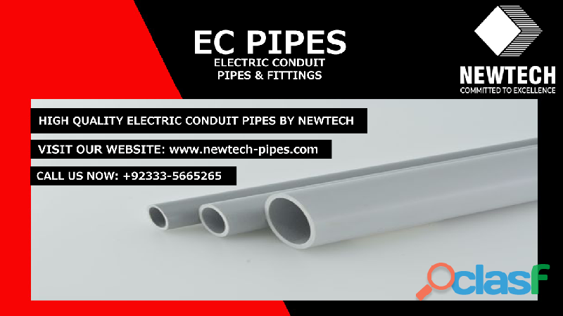 Best quality hdpe pipes and fittings | newtech pipes