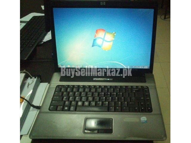 Hp compaq 6720s, intel core2 duo laptop, processor 2 ghz cor