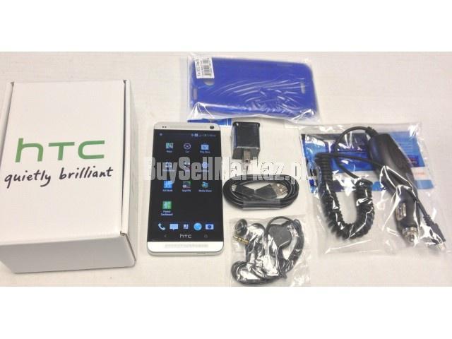 HTC One M8 4G LTE Unlocked Phone (SIM Free)