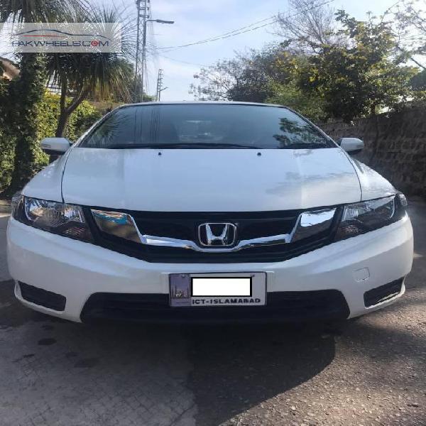 Honda city 1.5 i-vtec 2018