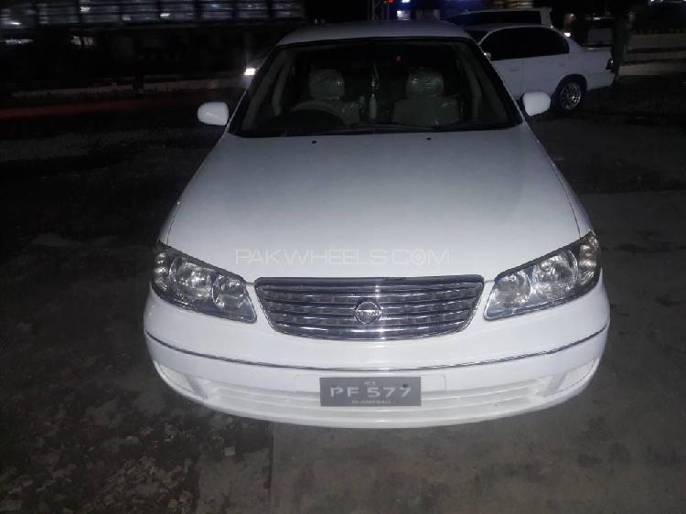 Nissan Sunny EX Saloon 1.6 (CNG) 2010