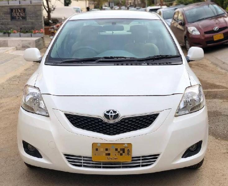 Toyota belta x s package 1.0 2009