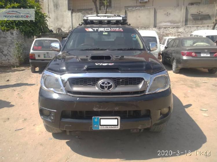 Toyota hilux d-4d 2006