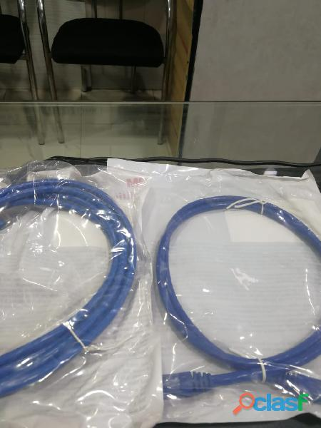 Pacth cords 1metre 3 metres available at network zone
