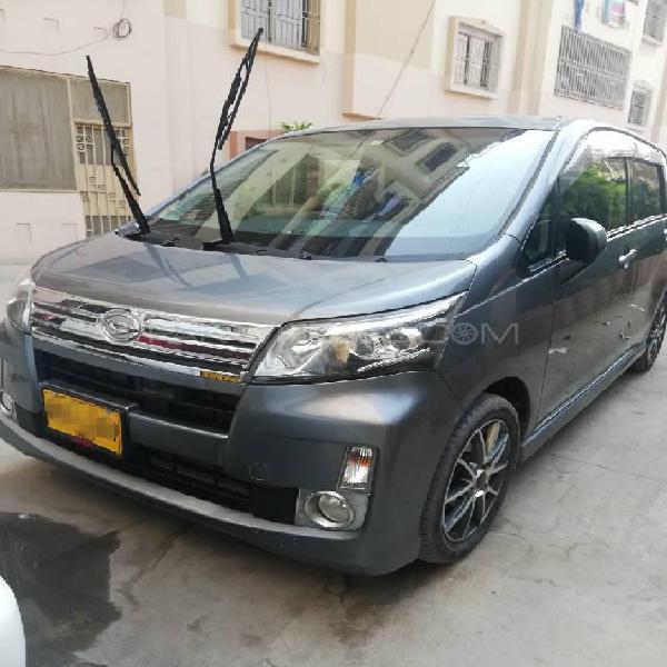 Daihatsu move custom g 2014
