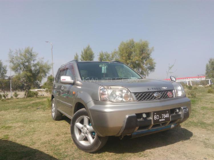 Nissan x trail 2.0 gt 2002