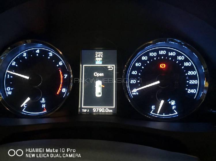 Toyota corolla altis automatic 1.6 2019