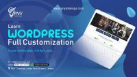 Wordpress website customization, Lahore
