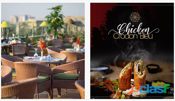 Best restaurant in lahore for bbq and cuisines | oban hotel