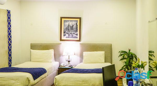 Best hotel in lahore with 15 percent discount on stay| oban hotel