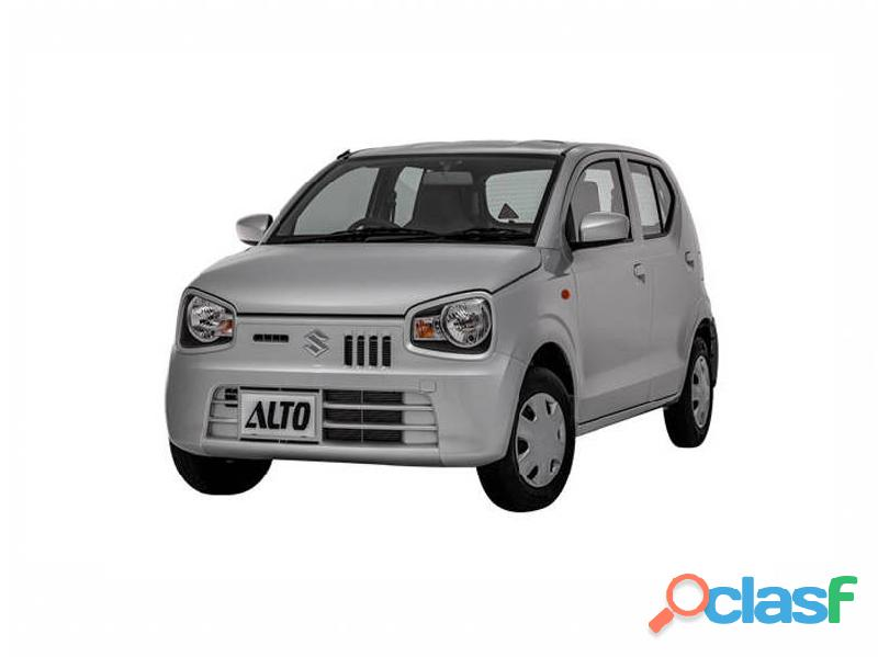 Get suzuki alto 2020 mlodel on installments with 20% down payment