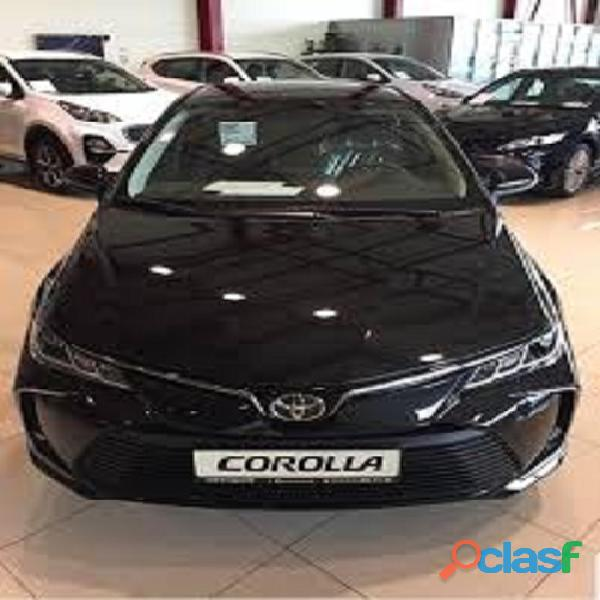 Get toyota corolla altis 1.8 grandy on just 20% downpayment.