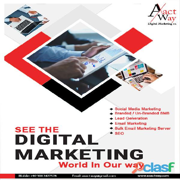 Pakistan sms marketing , 03002427578 , branded sms , pakistan digital marketing , facebook marketing