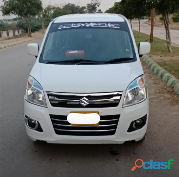 Suzuki Wagon R AGS Get On Easy Installment 0% Profit Ratio