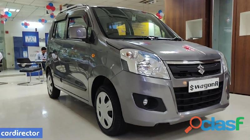 Suzuki wagon r on easy monthly installment