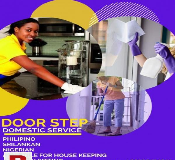 House maids available here