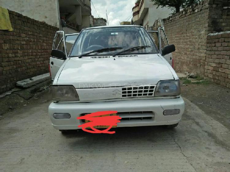 Suzuki mehran vxr (cng) 2011