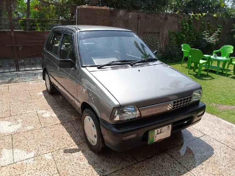Suzuki mehran vx euro ii 2014
