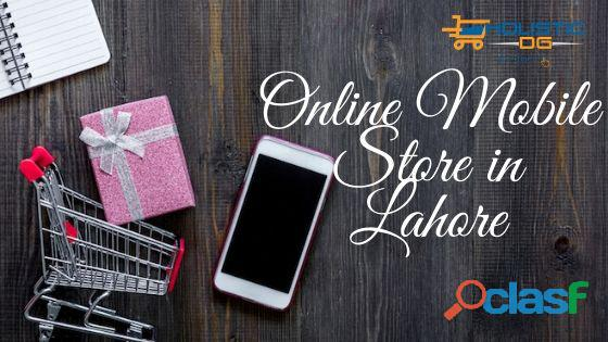 Online mobile purchase in lahore