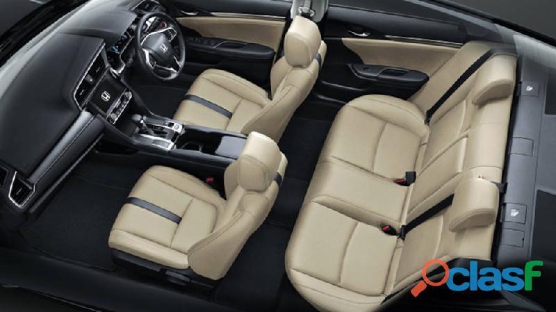 Honda Civic 2020 on easy installment 4