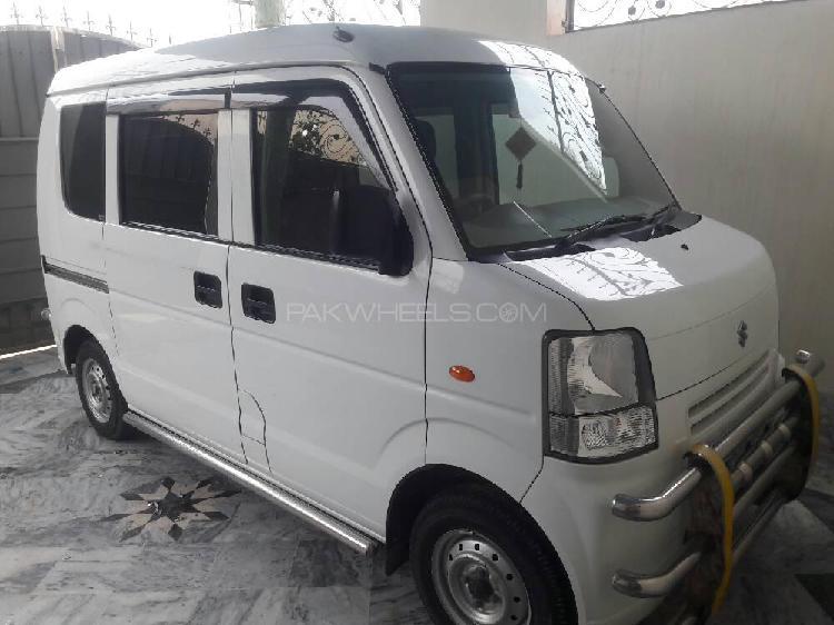 Suzuki every pc 2013
