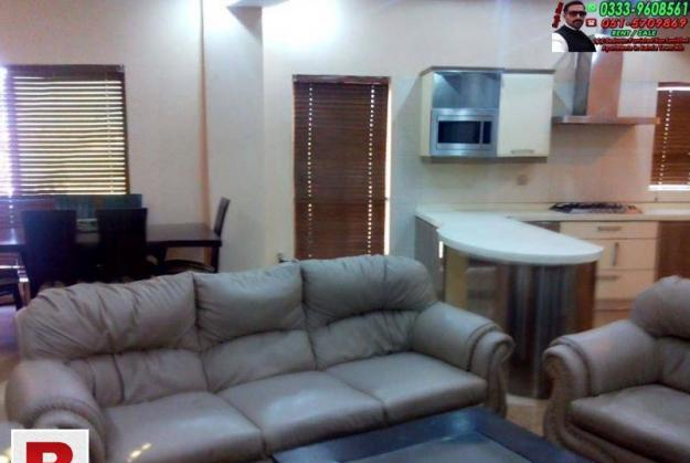 furnished apartments in Islamabad
