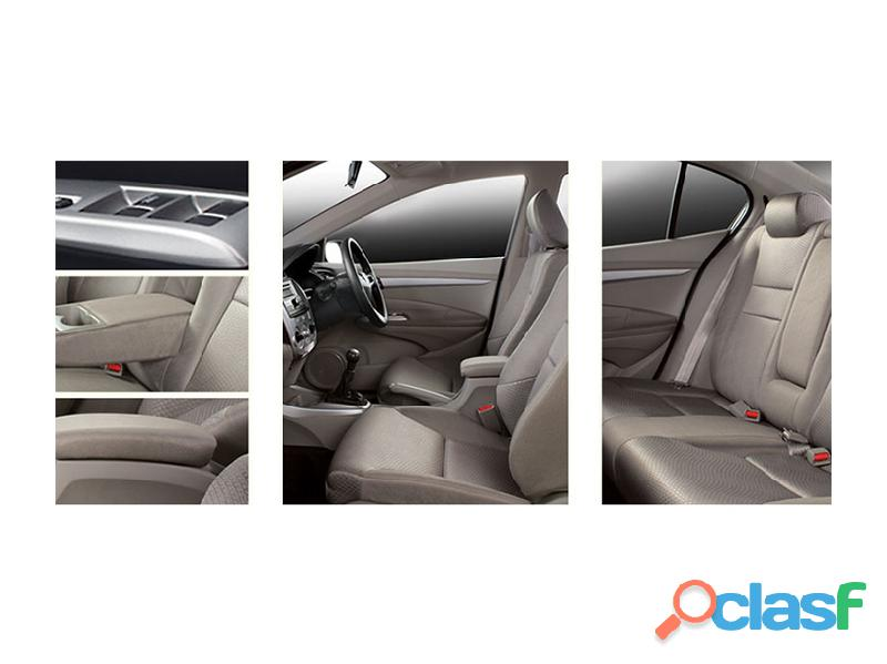 Honda City i VTEC Prosmatec Get On Easy Installment 0% Profit Ratio 4