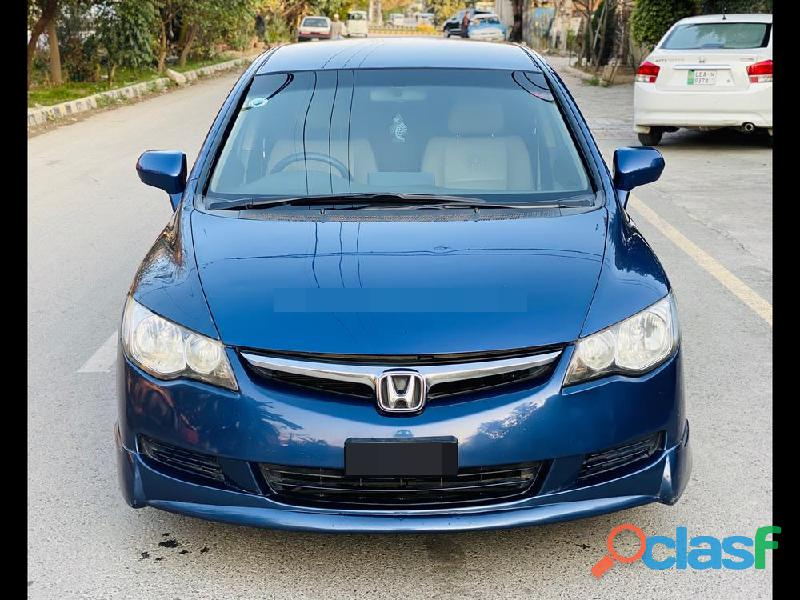 Honda civic vti prosmatec 2010 on monthly installment