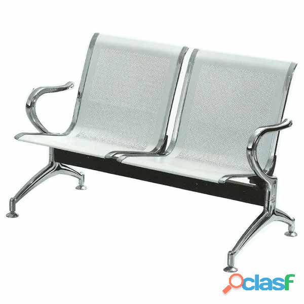 Waiting chair 2 seated   low price   pakistan