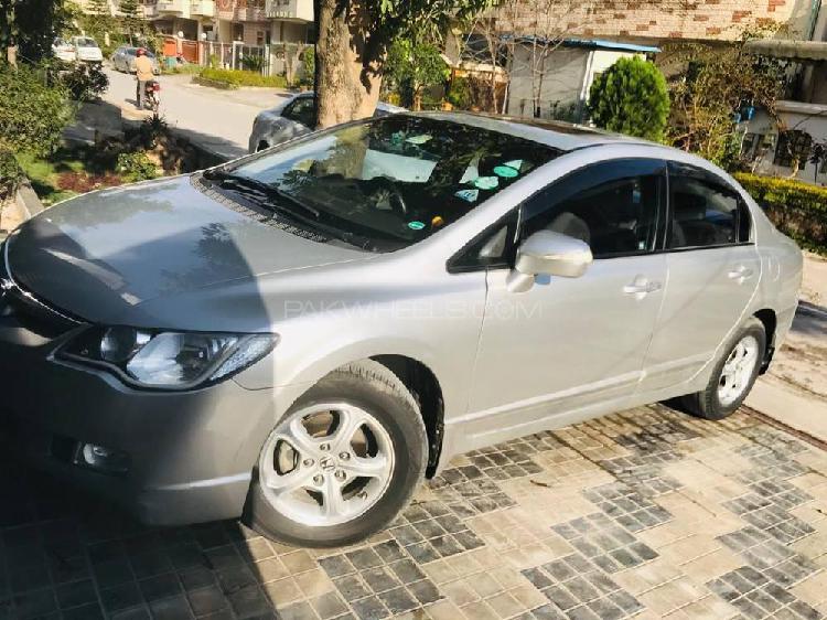 Honda civic vti oriel prosmatec 1.8 i-vtec 2011