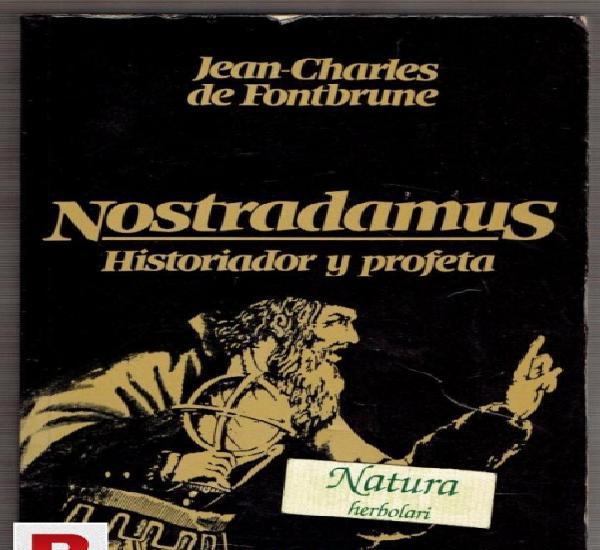 Nostradamus by jean charles