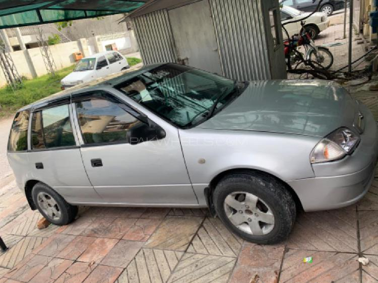 Suzuki cultus vxr (cng) 2003