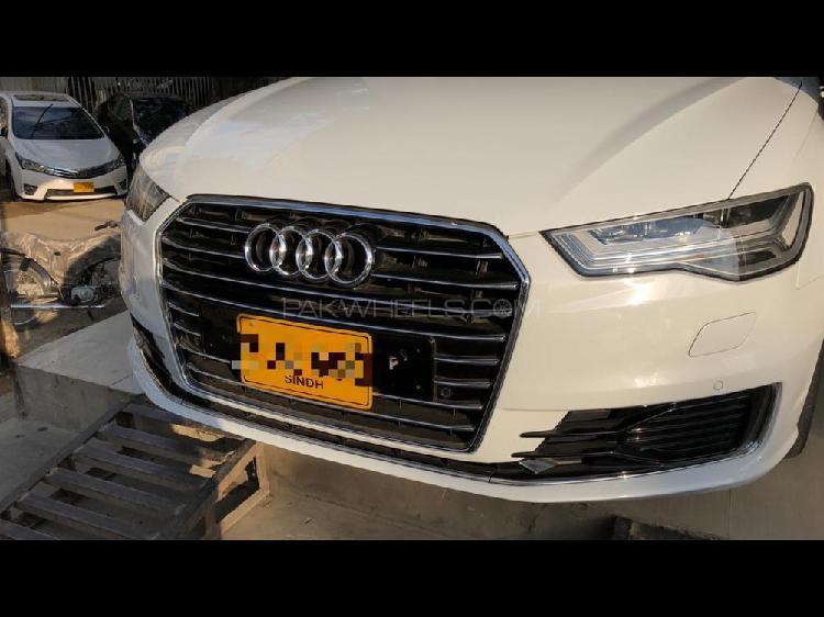 Audi a6 1.8 tfsi business class edition 2016