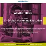 Digital Marketing Executive, Karachi