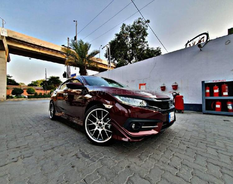 Honda civic 1.5 rs turbo 2019