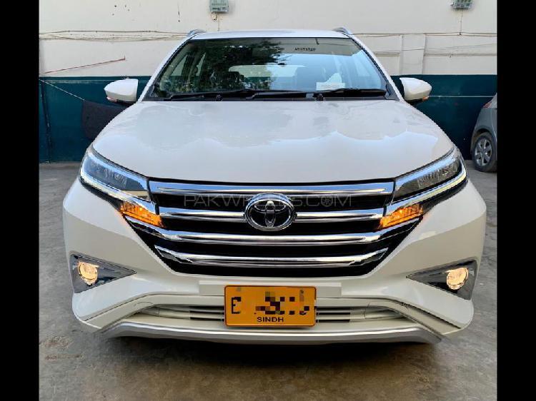 Toyota rush g a/t 2019