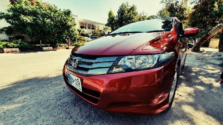 Honda city 1.3 i-vtec prosmatec 2013