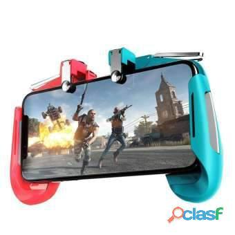 Ak16 pubg tiriggers 4 in 1 mobile game controller