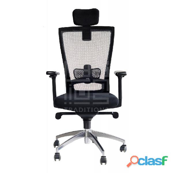 Manager chair mesh back   imported furniture
