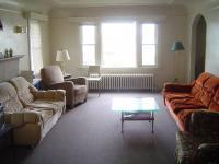 Ground floor portion(4bed,4 bath) for rent in g