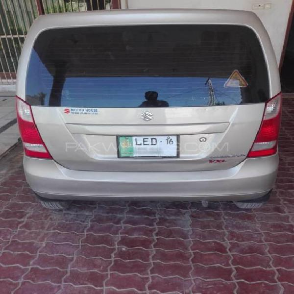 Suzuki wagon r vxl 2014