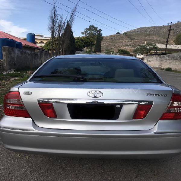 Toyota premio x ex package 1.8 2005