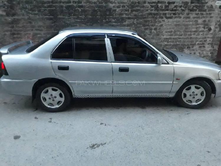 Honda city exi 2001