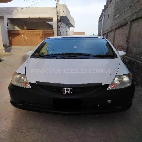 Honda city i-dsi 2005