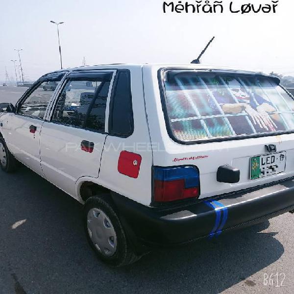Suzuki mehran vx euro ii limited edition 2019