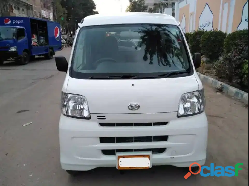Daihatsu hijet 2015 get on easy installment 0% markup ratio