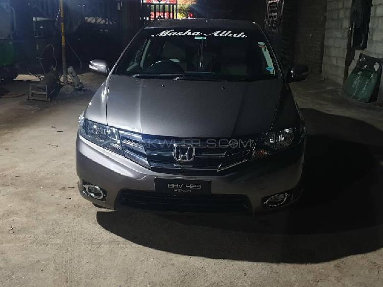 Honda city 1.3 i-vtec prosmatec 2017