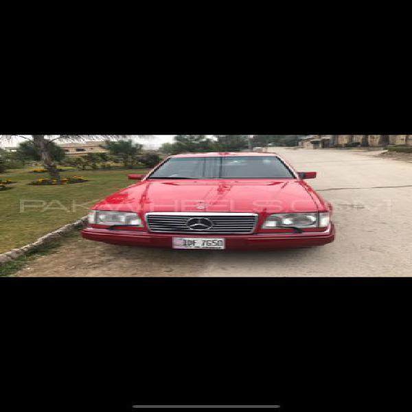 Mercedes benz 250 d 1991