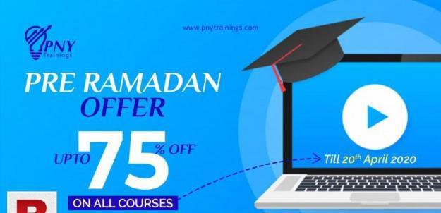 Pre Ramadan Offer